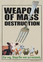 Special Edition 'Weapon of Mass Destruction' T-shirt -- USA Organic
